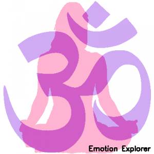 インドのヨーガ的なシンボル