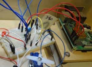 バギー模型の改造 モーターの制御