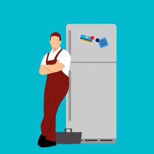 アメリカで冷蔵庫が壊れた時(その4)