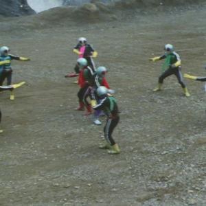 8人の仮面ライダー(『仮面ライダー』第93話)