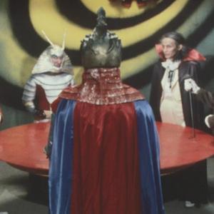 生きかえったゾル・死神・地獄・ブラック(『仮面ライダーV3』第27話)