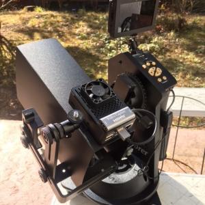 冬に向けて・SDI高感度防犯カメラ観望システム途中経過のまとめ