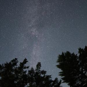久々の星見(連夜)