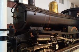 【都内の鉄道博物館】駅隣接で駐車場無料の東武博物館 ☆ シミュレータ・ジオラマが楽しい
