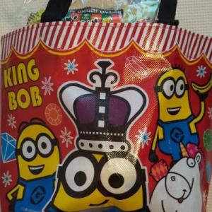 焼肉きんぐで貰えた無料の子ども福袋 ☆ お菓子と可愛いグッズ