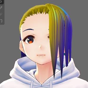 無料で3Dキャラが作れる『VRoid Studio』でオリジナル3Dキャラを作って遊んでみよう