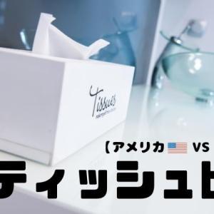 【比較】アメリカと日本のティッシュを徹底比較!節約方法もご紹介