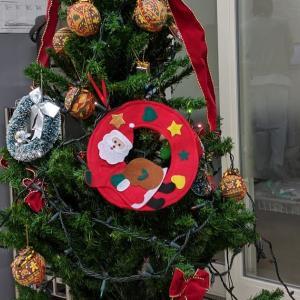 無菌病棟のクリスマス会に響け歌声