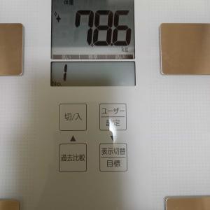 9月17日 体重と歩数記録と筋トレ