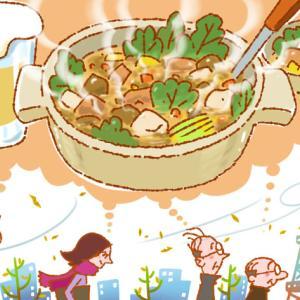 ごま豆乳鍋つゆを使ってみた(๑╹ω╹๑ ) 今日のももちゃんるるちゃん♪