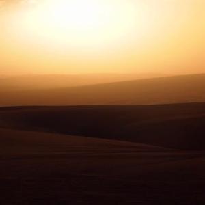 美しすぎるサハラの砂