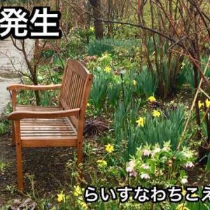 雷乃発声(春分末候)