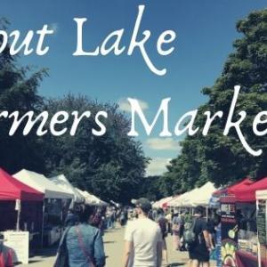 バンクーバートラウトレイクファーマーズマーケットTroutlake Famer's Market