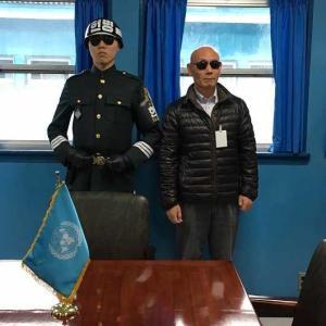 朝鮮半島が緊張局面