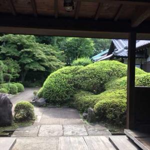 練馬桜台・広徳寺