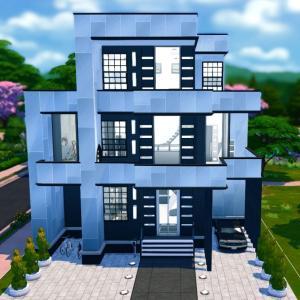 モダンスタイルのファミリーハウス。黒と白を基調に内装しました。夫婦2人+幼児2人+子供2人まですぐ暮らせます。3階をフリースペース...