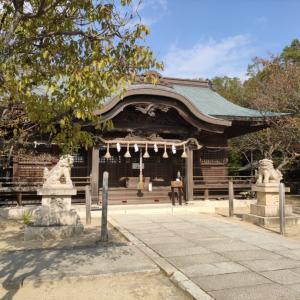 伊和都比売神社(兵庫県赤穂市)