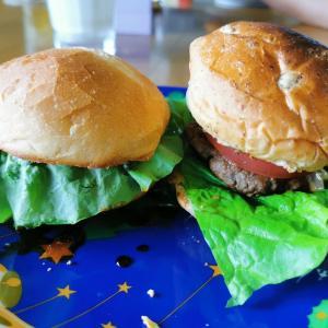 沖縄ハンバーガー    もどき