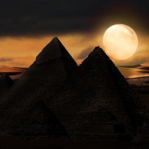 エジプトの過去世の旅