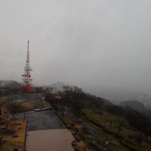 2020.3 平塚・湘南平 ~雨の日のドライブとお散歩~