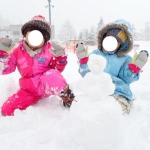 2020.3 シャトレーゼスノーリゾート八ヶ岳 ~ドカ雪の中で雪遊び~