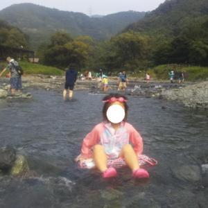 2020.8 県立秦野戸川公園 ~ 川で水遊び ~