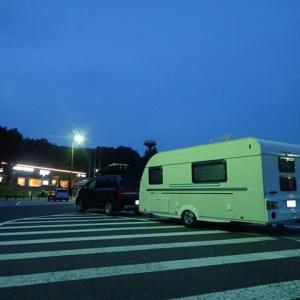 2020.9 裏磐梯・曽原湖オートキャンプ場(0日目)