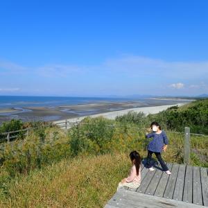 2020.10 九州の旅(14日目) ~ 県立吹上浜海浜公園・トレーラーの陸送費は…? ~