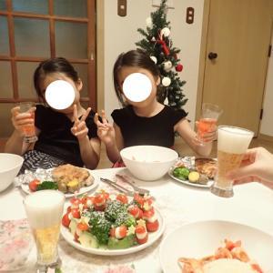 2020.12 クリスマスパーティー ~ ケーキを作るぞっ・食べるぞっ! ~