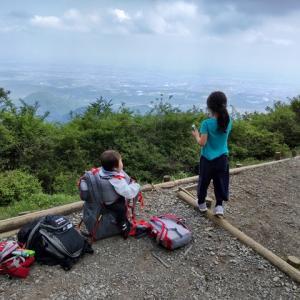 2021.5 丹沢大山 ~ 標高1000m越えに挑戦! ~