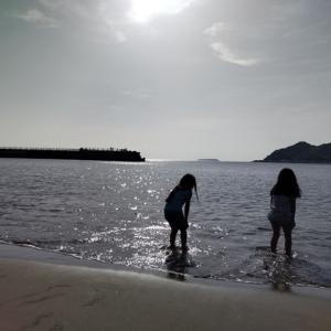2021.5 伊豆の旅① 〜 海岸で車中泊&水遊び 〜