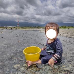 2021.6 酒匂川 〜 ちょびっとフライングの川遊び 〜