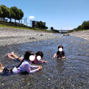 2021.7 秦野カルチャーパーク 〜 思いっきり水遊び 〜