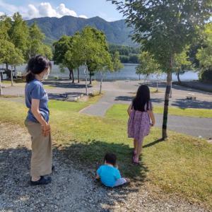 2021.7 裏磐梯の旅(1日目) 〜 曽原湖オートキャンプ場 〜