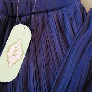 履いて納得💕売れてる木陰みたいに涼しいプリーツスカート初着用レポート