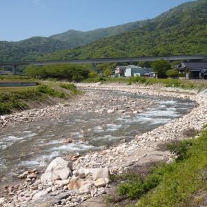 黒河(くろこ)川の中流域を巡る〜10㎞