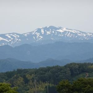 浅井畷(なわて)古戦場跡と白山(はくさん)眺望の木場潟(きばがた)を巡る路