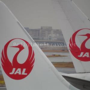 JAL運航便 FOP 安い、旨い、辛い エコノミー セントレア経由バンコク(BKK)往復