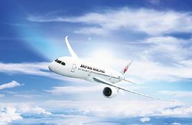 2021年8月  JAL ビジネスクラス 一発サファイア FOP単価10円台