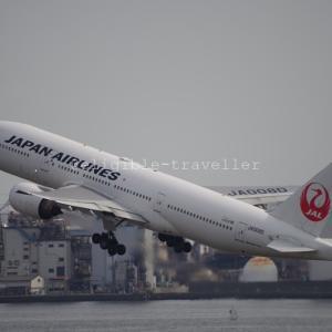 JAL国内線 FOP効率的獲得路線はどこだろう 2021 その2