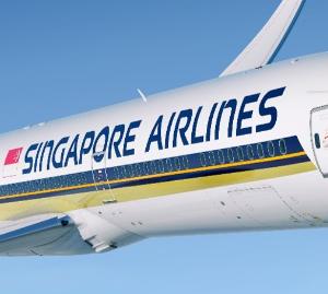 2021年4月 プレエコ ニューヨーク発  シンガポール往復 PP単価6円台