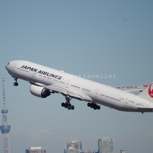 JAL 札幌(新千歳)ー名古屋(セントレア) 5月 同日往復 FOP単価6円台