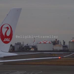 JAL 羽田ー沖縄(那覇)4月 JL921-JL920 同日往復 FOP単価4円台