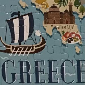 パズル利用スイング 7        ギリシャの続きとロドス島の巨像