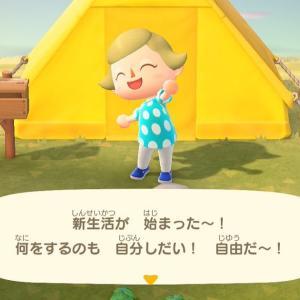 【どうぶつの森】なつきのあつ森活動日誌☆