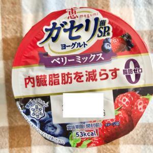 雪印メグミルク 恵 ガセリ菌SP株ヨーグルト ベリーミックス