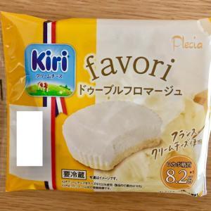 kiriクリームチーズ使用! プレシア favori ドゥーブルフロマージュ