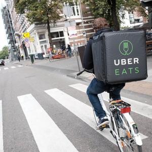 カナダで Uber earts の配達員やってみた