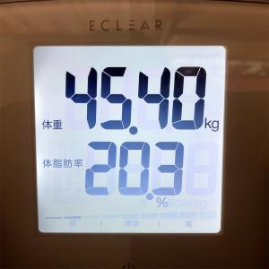45.40キログラム