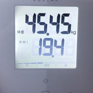 45.45キログラム